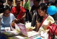 Hàng ngàn người đến với Hội sách TP HCM trong ngày khai mạc