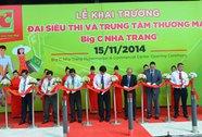 Khai trương trung tâm thương mại và đại siêu thị Big C Nha Trang