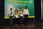 DPM triển khai chương trình trao học bổng cho sinh viên