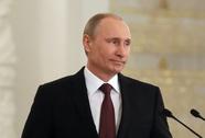 Ông Putin ký luật sáp nhập Crimea