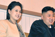 Vợ ông Kim Jong-un mang thai lần 2?