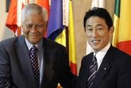 Nhật ủng hộ Philippines kiện Trung Quốc