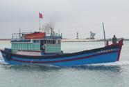Cứu nạn tàu cá hỏng máy trôi dạt tại ngư trường Hoàng Sa