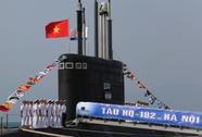 Chính thức tiếp nhận Tàu ngầm Kilo Hà Nội