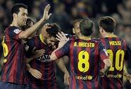 Man City, Barcelona và cuộc chiến nửa tỉ bảng