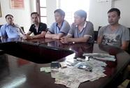 """Đột kích khách sạn lớn nhất Hà Tĩnh, bắt 5 """"đại gia"""" đánh bạc"""