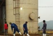 Xác nhân viên bảo vệ phân huỷ trong bể nước công ty TH True Milk