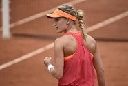 Bouchard đối đầu thần tượng Sharapova