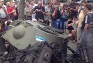 """Phe ly khai """"bao vây hàng ngàn binh lính Ukraine"""""""