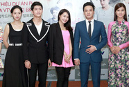 Nhã Phương gặp áp lực khi yêu sao trẻ Hàn Quốc