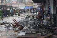 Vụ cháy chợ phố Hiến: Tiểu thương đòi bồi thường 100%
