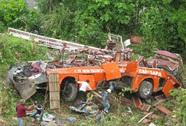 Tai nạn thảm khốc ở Sa Pa: Bí ẩn người cầm lái lúc xe lao xuống vực