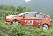 Lái thử Ford Fiesta