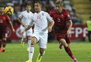 Bồ Đào Nha thua sốc Albania, Đức thắng nhọc Scotland