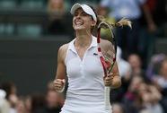 Serena bị loại, sân cỏ London dậy sóng