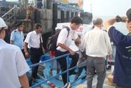 Bắt đầu tiếp cận tàu Sunrise 689 để điều tra