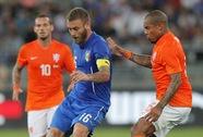 10 phút thảm họa, Hà Lan thua trắng trước chủ nhà Ý
