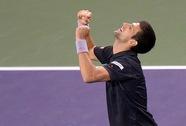 Isner đánh bại Gulbis, chờ bán kết với Djokovic