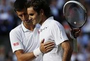 Djokovic chờ đối đầu cùng Federer ở chung kết giải Mỹ mở rộng