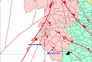 Động đất mạnh ở Điện Biên