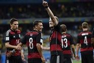 Đức định không ghi bàn ở hiệp 2 trận bán kết với Brazil