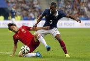"""""""Gà trống"""" Pháp hạ nhà vô địch châu Âu"""