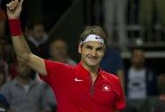 Đánh bại Djokovic, Federer mơ ngôi vô địch Thượng Hải Masters
