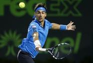 """Rome Open 2014: Nishikori rút lui, các tay vợt chủ nhà """"rơi rụng"""""""