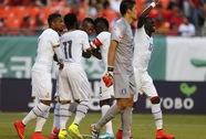 Jordan Ayew lập hat-trick, Ghana nhấn chìm Hàn Quốc