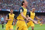 Cầm hòa Barcelona, Atletico Madrid vô địch La Liga
