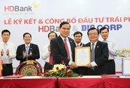 HDBank đầu tư trái phiếu 1.000 tỉ đồng tại DIC Corp
