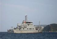 Khám phá tàu hiện đại nhất HQ 888 tìm kiếm máy bay Malaysia
