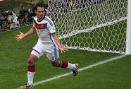 """4 cầu thủ Đức tranh danh hiệu """"Quả bóng vàng World Cup"""""""