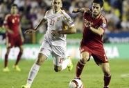 Tây Ban Nha phô trương sức mạnh nhà vô địch
