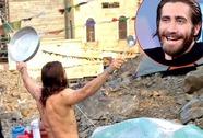 Jake Gyllenhaal khỏa thân nhảy múa trên trường quay