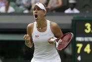 Kerber đánh bại Sharapova, đảo lộn thêm trật tự giải nữ