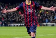 Messi trở lại và ghi bàn, Barcelona đại thắng Getafe