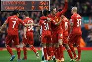 """Thắng kịch tính Swansea, HLV Liverpool """"nói móc"""" Mourinho"""
