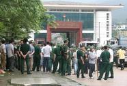 Vụ nổ súng tại cửa khẩu, 7 người thiệt mạng
