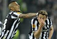 Lão tướng Pirlo tỏa sáng, Juventus vào bán kết Europa League