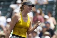 Serena thẳng tiến tứ kết, hẹn gặp Sharapova
