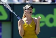 Sharapova tụt hạng, Federer trở lại Top 4 thế giới