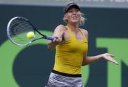 Sharapova khởi đầu chật vật ở WTA Stuttgart