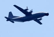 Máy bay trinh sát điện tử Trung Quốc lượn nhiều vòng trên tàu Việt Nam
