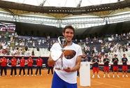 Ferrer thất bại khó tin ở chung kết ATP Hamburg