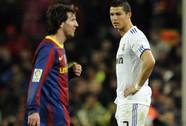 Messi được định giá 400 triệu euro, cao gấp 3 lần Ronaldo