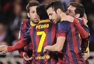 Vượt mặt Sociedad, Barcelona vào chung kết với Real Madrid
