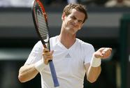Đương kim vô địch Andy Murray gục ngã ở tứ kết Wimbledon