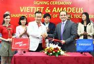 VietJet gia nhập hệ thống phân phối toàn cầu Amadeus