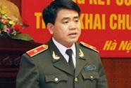 """Giám đốc CA Hà Nội """"trảm"""" nóng 1 phó CA phường ngay tại cuộc họp"""